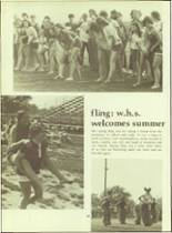 1972 Wawasee High School Yearbook Page 22 & 23