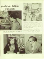 1972 Wawasee High School Yearbook Page 34 & 35