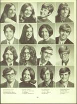 1972 Wawasee High School Yearbook Page 62 & 63