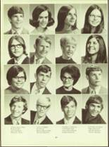 1972 Wawasee High School Yearbook Page 68 & 69