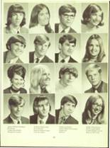 1972 Wawasee High School Yearbook Page 70 & 71