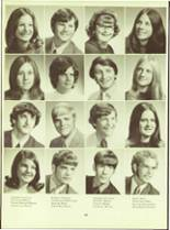 1972 Wawasee High School Yearbook Page 72 & 73