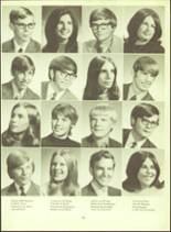 1972 Wawasee High School Yearbook Page 74 & 75