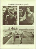 1972 Wawasee High School Yearbook Page 84 & 85
