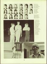 1972 Wawasee High School Yearbook Page 92 & 93