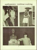 1972 Wawasee High School Yearbook Page 96 & 97