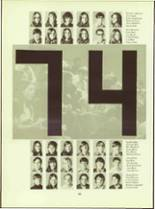 1972 Wawasee High School Yearbook Page 98 & 99