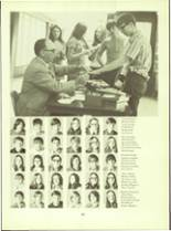 1972 Wawasee High School Yearbook Page 100 & 101