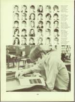 1972 Wawasee High School Yearbook Page 104 & 105