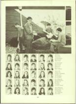 1972 Wawasee High School Yearbook Page 110 & 111