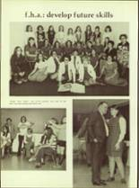 1972 Wawasee High School Yearbook Page 128 & 129