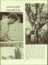 1972 Wawasee High School Yearbook Page 130 & 131