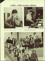 1972 Wawasee High School Yearbook Page 132 & 133