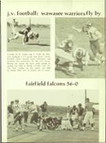 1972 Wawasee High School Yearbook Page 152 & 153