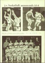 1972 Wawasee High School Yearbook Page 164 & 165