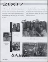 2007 Attica High School Yearbook Page 36 & 37