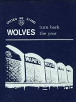 1981 Yearbook Wapato High School