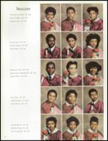 1985 Austin Career Academy Yearbook Page 14 & 15