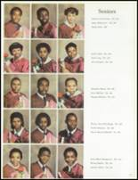 1985 Austin Career Academy Yearbook Page 16 & 17