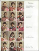 1985 Austin Career Academy Yearbook Page 18 & 19