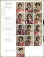 1985 Austin Career Academy Yearbook Page 20 & 21