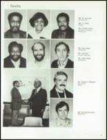 1985 Austin Career Academy Yearbook Page 50 & 51