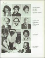 1985 Austin Career Academy Yearbook Page 54 & 55