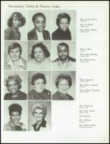 1985 Austin Career Academy Yearbook Page 56 & 57