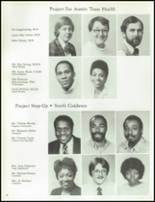 1985 Austin Career Academy Yearbook Page 58 & 59