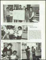 1985 Austin Career Academy Yearbook Page 82 & 83
