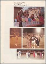 1980 Smithville High School Yearbook Page 16 & 17