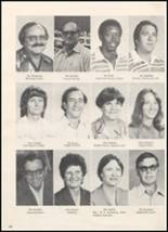 1980 Smithville High School Yearbook Page 24 & 25
