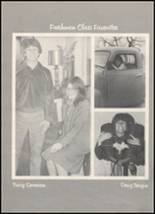 1980 Smithville High School Yearbook Page 32 & 33