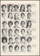 1980 Smithville High School Yearbook Page 40 & 41