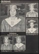1980 Smithville High School Yearbook Page 48 & 49