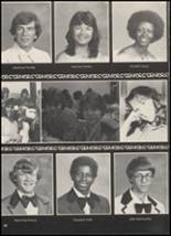 1980 Smithville High School Yearbook Page 52 & 53