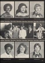 1980 Smithville High School Yearbook Page 54 & 55
