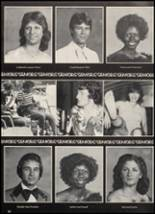 1980 Smithville High School Yearbook Page 56 & 57