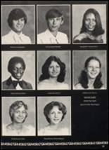 1980 Smithville High School Yearbook Page 58 & 59
