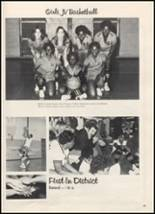 1980 Smithville High School Yearbook Page 82 & 83