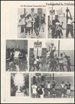 1980 Smithville High School Yearbook Page 86 & 87