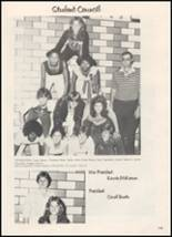 1980 Smithville High School Yearbook Page 108 & 109