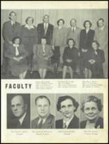 1951 Gastonia High School Yearbook Page 10 & 11