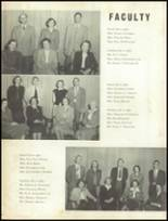 1951 Gastonia High School Yearbook Page 12 & 13