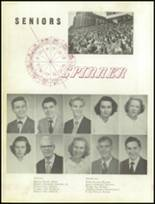 1951 Gastonia High School Yearbook Page 16 & 17
