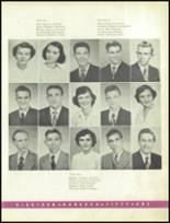 1951 Gastonia High School Yearbook Page 18 & 19