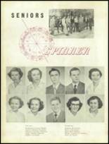 1951 Gastonia High School Yearbook Page 22 & 23
