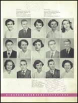 1951 Gastonia High School Yearbook Page 24 & 25