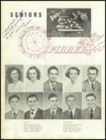 1951 Gastonia High School Yearbook Page 26 & 27