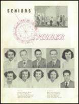 1951 Gastonia High School Yearbook Page 28 & 29